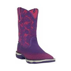 Women's Laredo Berry Cowgirl Boot 5956 Purple Woven Fabric