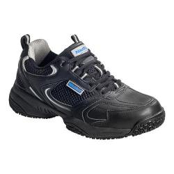 Men's Nautilus N2111 Steel Toe Athletic Black Leather