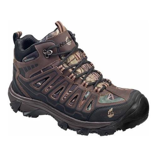 Men's Nautilus N2203 Steel Toe Waterproof EH Hiking Boot Camo Mesh/