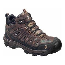 Men's Nautilus N2203 Steel Toe Waterproof EH Hiking Boot Camo Mesh/Action Nubuck Leather