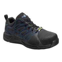 Men's Nautilus N2421 Composite Toe Adv ESD Athletic Work Shoe Grey/Blue Mesh/Synthetic