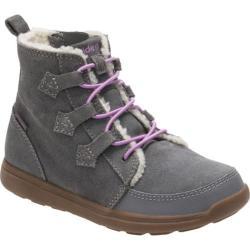 Girls' Stride Rite M2P Heather Bootie - Preschool Grey Leather