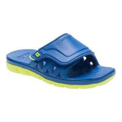 Children's Stride Rite M2P Phibian Slide Royal Blue EVA|https://ak1.ostkcdn.com/images/products/194/264/P23485542.jpg?impolicy=medium