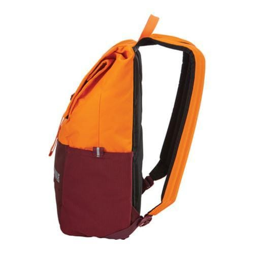Thule Departer 23 Liter Daypack Dark Bordeaux/Vibrant Orange - Thumbnail 2