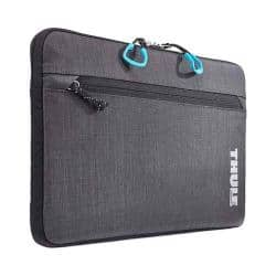 Thule Stravan 11in MacBook Sleeve Gray|https://ak1.ostkcdn.com/images/products/194/271/P23485292.jpg?impolicy=medium