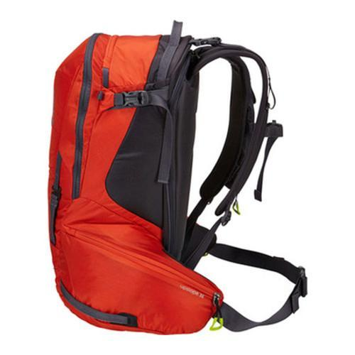 Thule Upslope 35L Snowsports Backpack Dark Shadow/Roarange - Thumbnail 2
