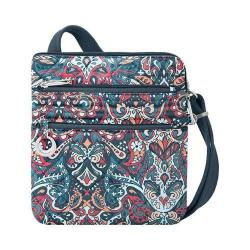 Women's Travelon Boho Slim Bag Summer Paisley