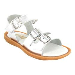 Girls' Umi Celeste II Sandal Silver Leather