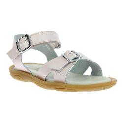 Girls' Umi Celia II Sandal Blush Pink Leather