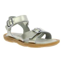 Girls' Umi Celia II Sandal Platinum Leather