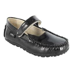 Girls' Umi Moraine B Black Patent