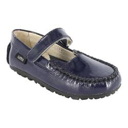 Girls' Umi Moraine B Dark Navy Patent