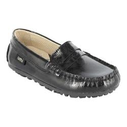 Girls' Umi Morie B Black Patent