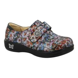 Women's Alegria by PG Lite Joleen Closed Back Clog Daisy Leather