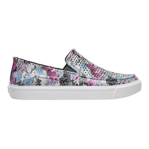52fbe831b ... Thumbnail Women  x27 s Crocs CitiLane Roka Graphic Slip-On  Floral Cashmere ...