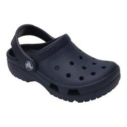 Children's Crocs Coast Clog Kids Navy