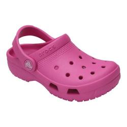 Children's Crocs Coast Clog Kids Party Pink