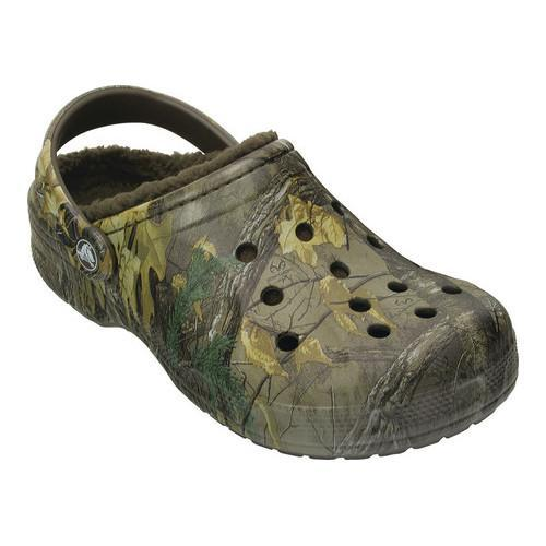 00ba1191a2f058 Shop Men s Crocs Winter Realtree Xtra Clog Chocolate Chocolate - Free  Shipping On Orders Over  45 - Overstock - 17264754