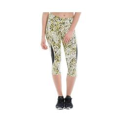 Women's Lole Run Capri Sun Foliage