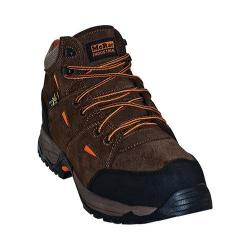 Men's McRae Industrial Composite Toe Met Guard Hiker MR83701 Brown Suede