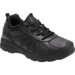 Boys' Stride Rite Cooper 2.0 Lace Sneaker - Preschool Black Leather