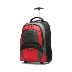Samsonite 17878 Wheeled Backpack Black/Orange