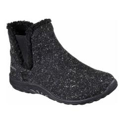 Women's Skechers Reggae Fest Speckled Chelsea Boot Black