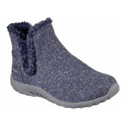 Women's Skechers Reggae Fest Speckled Chelsea Boot Navy