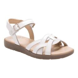 Girls' Stride Rite SR Millie Sandal White Leather (More options available)
