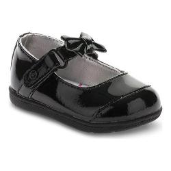 Girls' Stride Rite SR Mirren Mary Jane - Toddler Black Leather/Textile