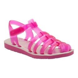 Girls' Stride Rite SR Natalie Jelly Sandal Magenta Synthetic (More options available)
