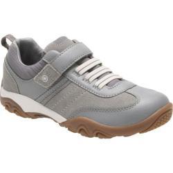 Boys' Stride Rite SRT Prescott Sneaker - Preschool Grey Leather