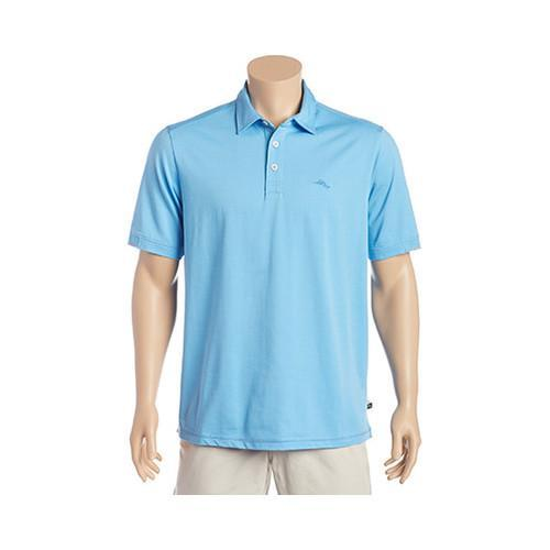 d7c6eaff9 Shop Men's Tommy Bahama Tropicool Spectator Short Sleeve Polo Shirt  Graceful Sea - Free Shipping Today - Overstock - 17266967