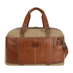 Tommy Bahama The Casual Bag Duffle Khaki/Cognac