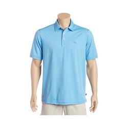 Men's Tommy Bahama Tropicool Spectator Short Sleeve Polo Shirt Graceful Sea