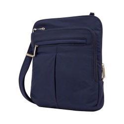 Women's Travelon Anti-Theft Classic Light Slim Bag Lush Blue