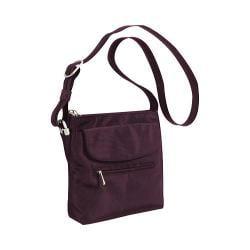 Women's Travelon Anti-Theft Mini Shoulder Bag Purple