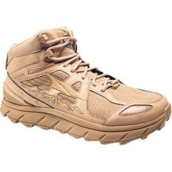 Men's Altra Footwear Lone Peak 3.5 Mid Mesh Trail Shoe Sand