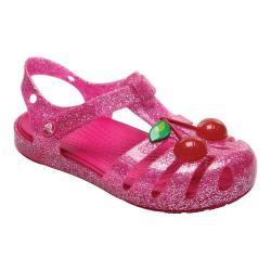 Girls' Crocs Isabella Novelty Sandal Kids Vibrant Pink