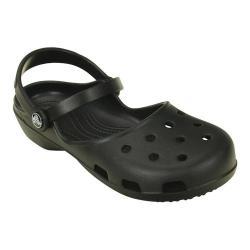 Women's Crocs Karin Clog Black