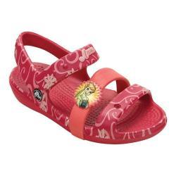 Girls' Crocs Keeley Frozen Fever Sandal Kids Raspberry