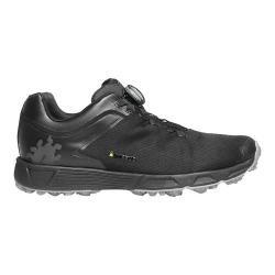 Men's Icebug DTS3 RB9X GTX Sneaker Carbon/Black