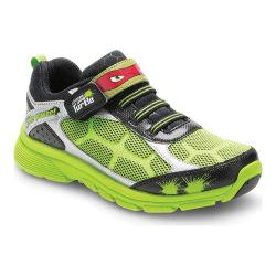 Boys' Stride Rite TMNT Radical Reptiles Sneaker Green Leather/Mesh (5 options available)