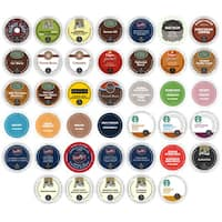 K-Cup Coffee Selection Pack, Massive Brands and Huge Discounts, 40 Count