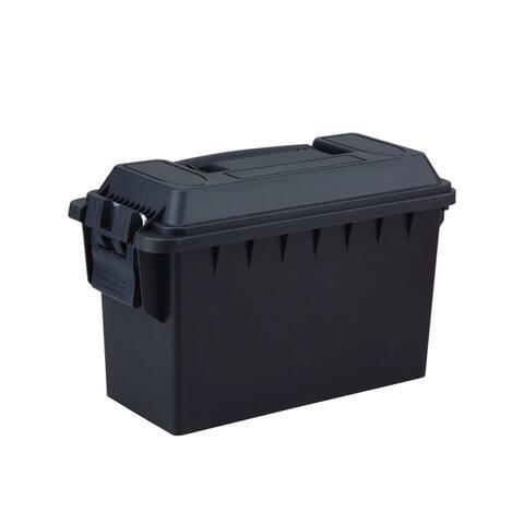 Magnum .30 Cal Tactical Ammo Box, Black