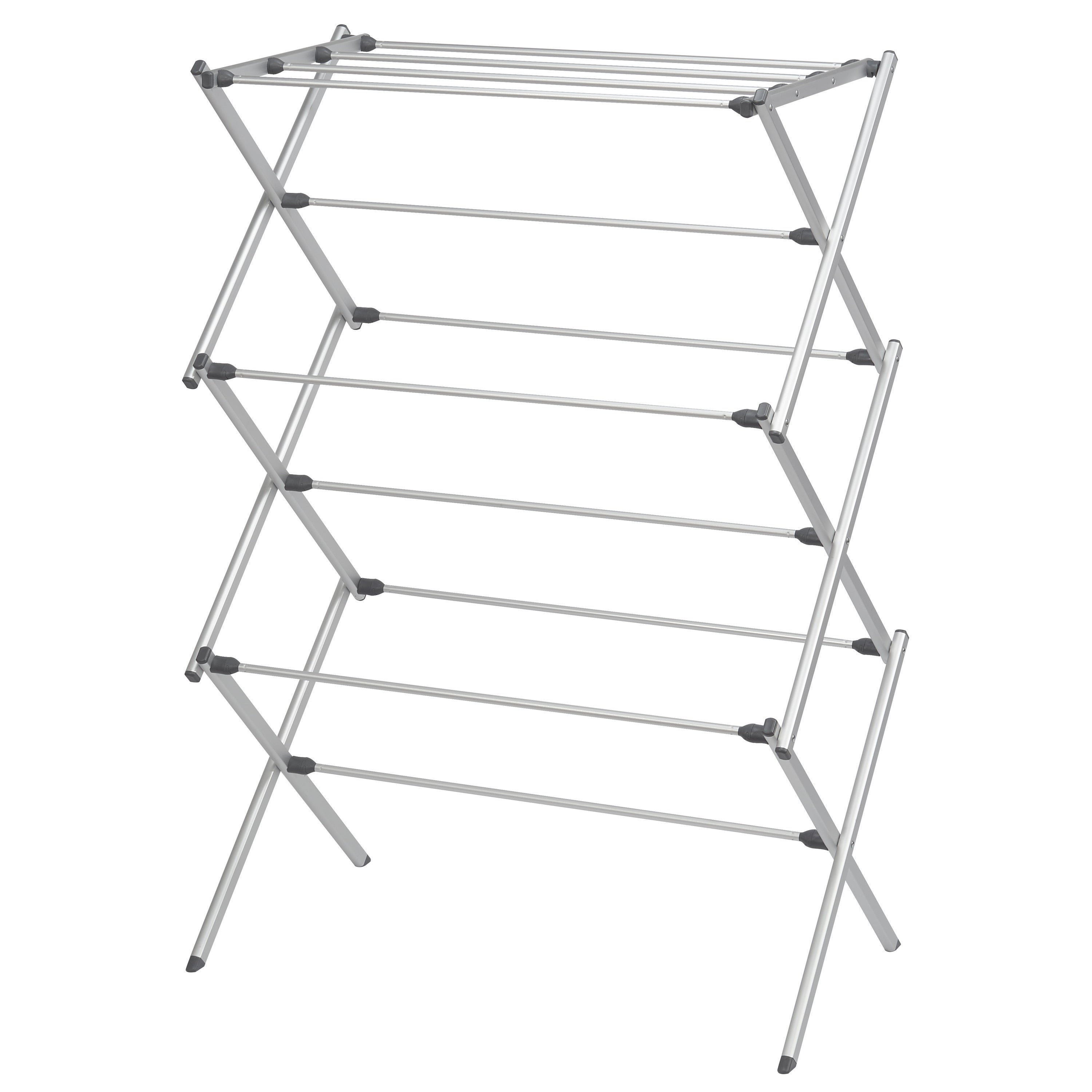 Kennedy Collapsible Aluminum Dryer Rack 27 Ln Ft. (Drying...