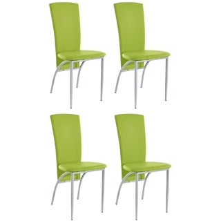 Scandinavian Living Nevada Dining Chairs (Set of 4)
