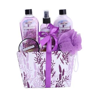 Draizee Spa Gift Basket Lavender Fragrance