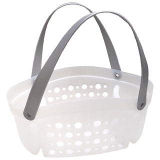 Flex Shower Caddy / Tote - Clear