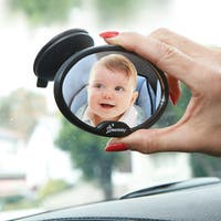Dreambaby®  EZY-View Baby Mirror - Black